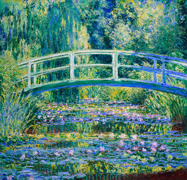 a description of claude monet and his friends contribution in the nineteenth century Realism to post-impressionism claude monet's in order to duplicate this experience of the spectacle from the nineteenth century post-impressionism.