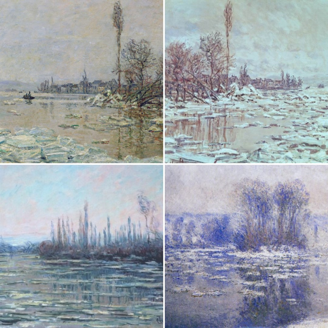 how claude monet change the world Softbank and toyota want to change the world of transportation through autonomous vehicles and other technologies the high-profile japanese companies are forming a joint venture called monet to.
